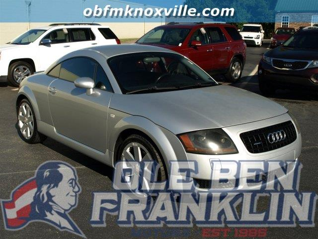 2004 AUDI TT 225HP QUATTRO AWD 2DR HATCHBACK unspecified only 130986 miles scores 28 highway mp
