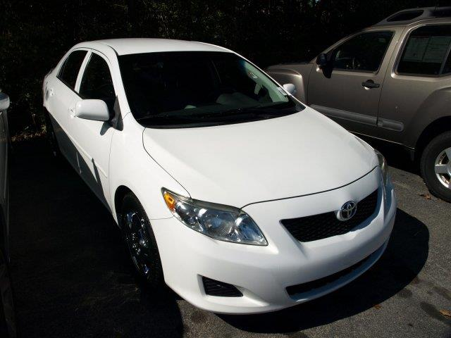 2009 TOYOTA COROLLA super white delivers 35 highway mpg and 27 city mpg this toyota corolla deli