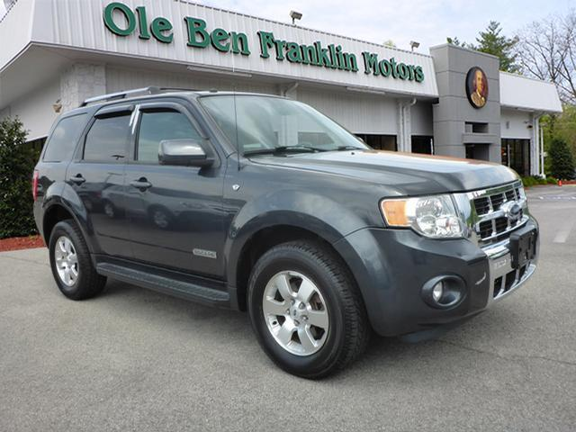 2008 FORD ESCAPE LIMITED AWD 4DR SUV gray roll stability controlstability controlabs brakes 4-