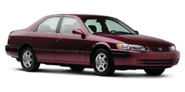 1998 TOYOTA CAMRY LE 4DR SEDAN gold only 103124 miles delivers 30 highway mpg and 23 city mpg