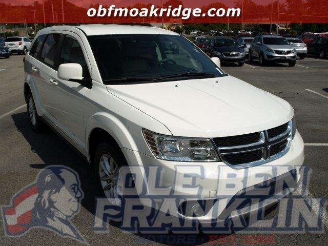 2015 DODGE JOURNEY SXT 4DR SUV white boasts 26 highway mpg and 19 city mpg this dodge journey bo