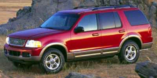 2002 FORD EXPLORER XLT 4DR 4WD SUV gold delivers 20 highway mpg and 15 city mpg this ford explor