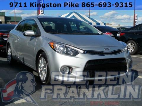 2014 Kia Forte Koup for sale in Knoxville, TN