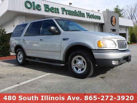 2000 ford expedition for sale for Ole ben franklin motors knoxville