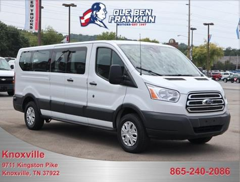 Passenger van for sale in tennessee for Ole ben franklin motors