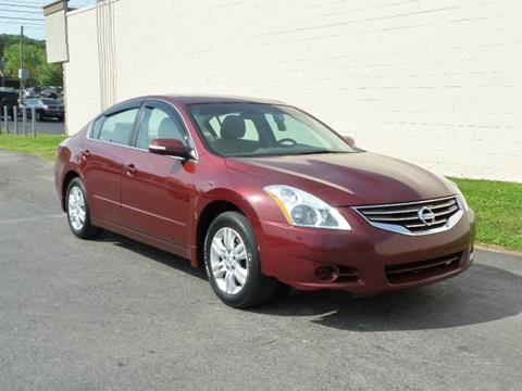 Nissan altima for sale in knoxville tn for Ole ben franklin motors knoxville