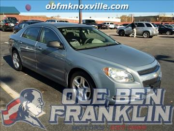 Chevrolet malibu for sale knoxville tn for Ben franklin motors knoxville tn
