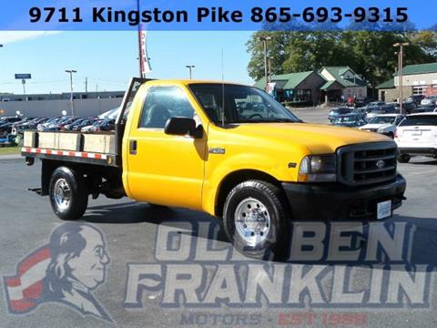 Ford f 250 for sale in knoxville tn for Ole ben franklin motors knoxville