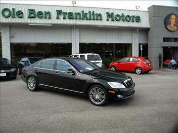 Mercedes benz s class for sale tennessee for City motors knoxville tn