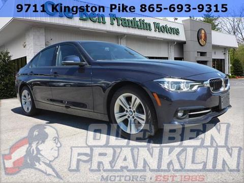 2016 BMW 3 Series for sale in Knoxville, TN