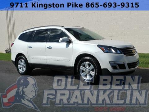 2014 Chevrolet Traverse for sale in Knoxville, TN