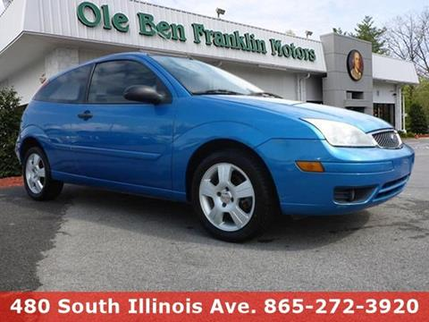 2007 Ford Focus for sale in Knoxville, TN