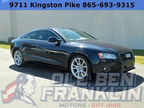 2010 Audi A5 for sale in Knoxville, TN