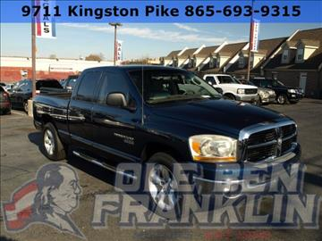 Dodge trucks for sale knoxville tn for City motors knoxville tn