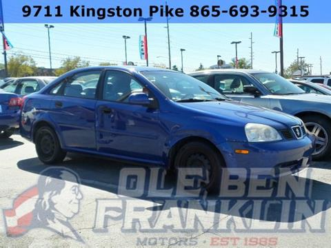 2005 Suzuki Forenza for sale in Knoxville, TN