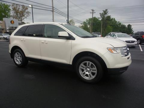 Ford edge for sale in knoxville tn for Ben franklin motors knoxville tn