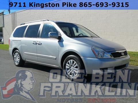 2011 Kia Sedona for sale in Knoxville, TN