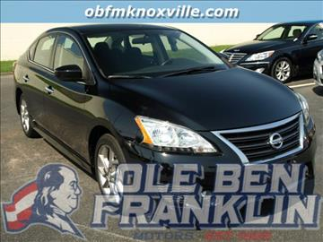 Used cars for sale cars for sale new cars for Ole ben franklin motors knoxville
