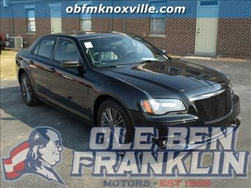 Best used cars for sale knoxville tn for Ole ben franklin motors knoxville
