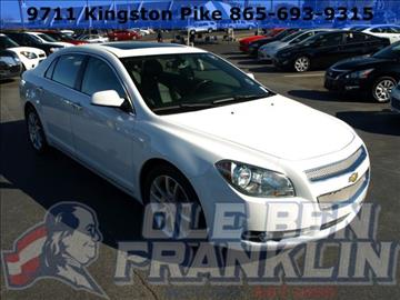 Chevrolet malibu for sale knoxville tn for Ole ben franklin motors knoxville