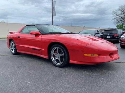 1996 Pontiac Firebird for sale in Knoxville, TN