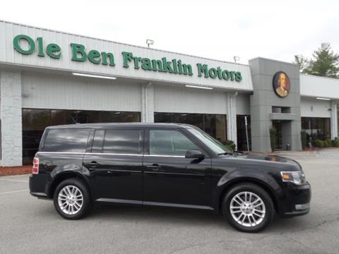 Ford flex for sale in tennessee for Ole ben franklin motors knoxville