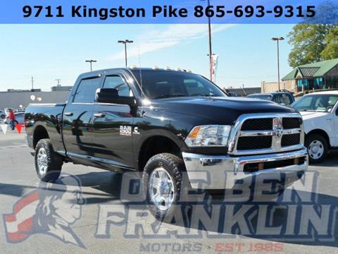 2014 ram ram pickup for sale in knoxville tn for Ole ben franklin motors knoxville
