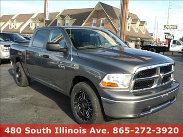 2009 Dodge Ram Pickup 1500 for sale in Knoxville, TN