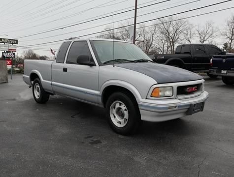 1995 GMC Sonoma for sale in Knoxville, TN