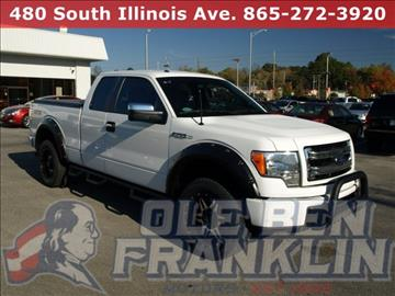 used ford trucks for sale knoxville tn. Black Bedroom Furniture Sets. Home Design Ideas