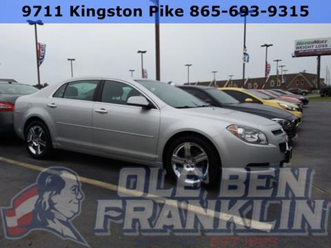2012 Chevrolet Malibu for sale in Knoxville, TN
