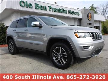 2017 Jeep Grand Cherokee for sale in Knoxville, TN