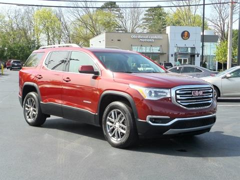 Gmc for sale in knoxville tn for Ben franklin motors knoxville tn