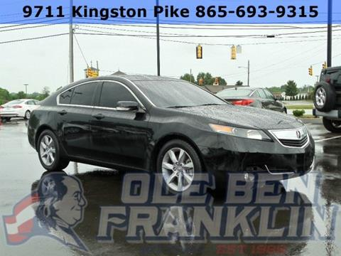 2014 Acura TL for sale in Knoxville, TN