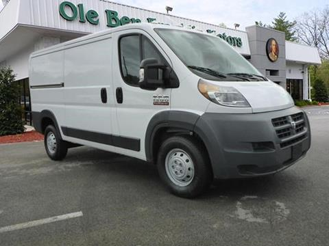 2017 RAM ProMaster Cargo For Sale In Knoxville TN