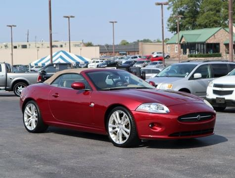2007 Jaguar XK Series For Sale In Knoxville, TN