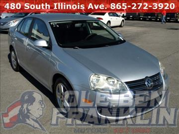 2008 Volkswagen Jetta for sale in Knoxville, TN
