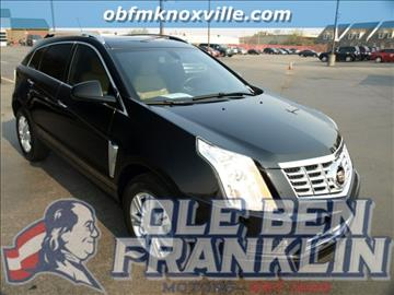 Cadillac srx for sale knoxville tn for City motors knoxville tn