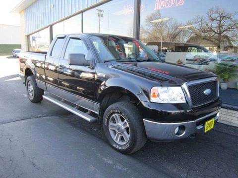 2007 Ford F-150 for sale in Darlington, WI