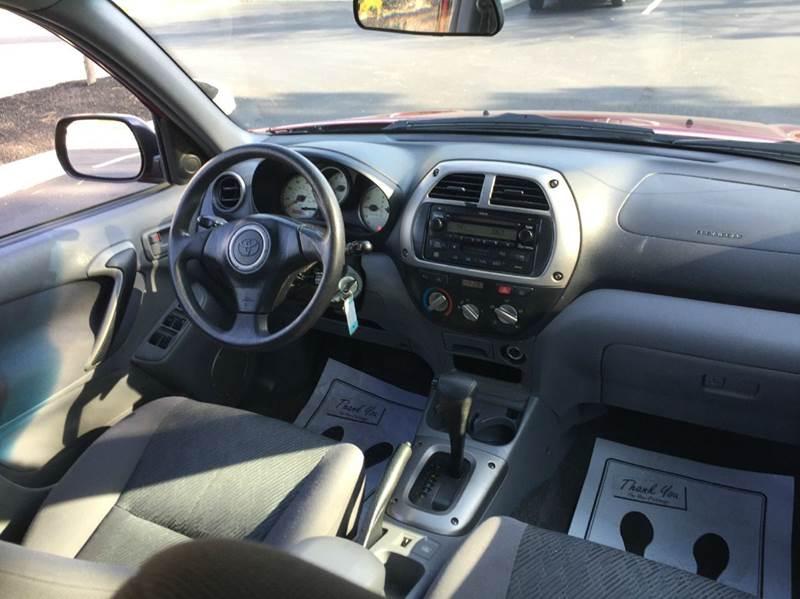 2003 Toyota RAV4 Base AWD 4dr SUV - Columbus OH