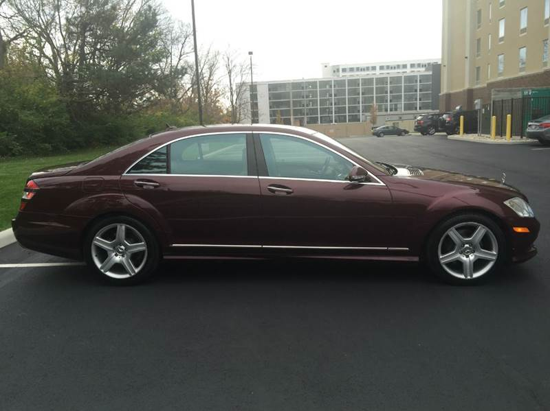 2007 Mercedes-Benz S-Class S550 AMG package 4dr Sedan - Columbus OH