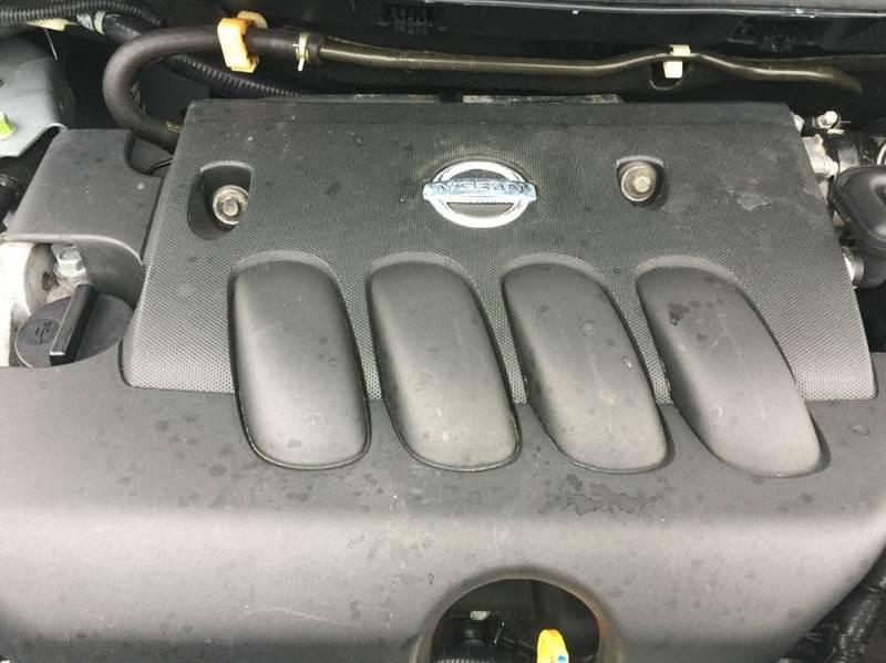 2007 Nissan Versa 1.8 SL 4dr Hatchback (1.8L I4 CVT) - Columbus OH