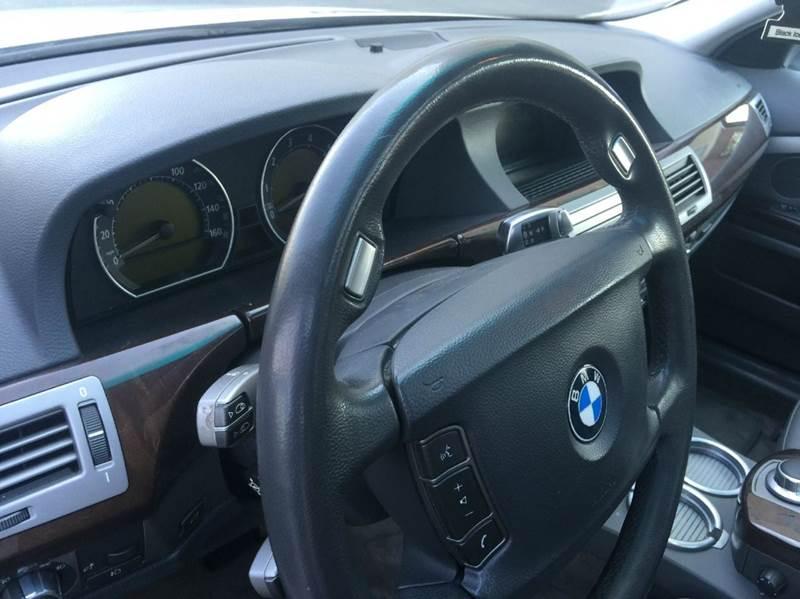2006 BMW 7 Series 750Li 4dr Sedan - Columbus OH