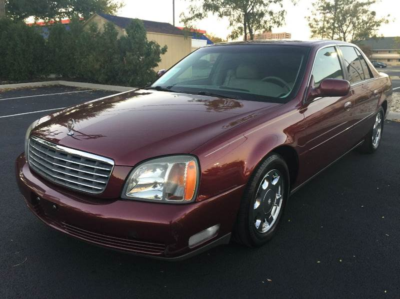2000 Cadillac DeVille Base 4dr Sedan - Columbus OH