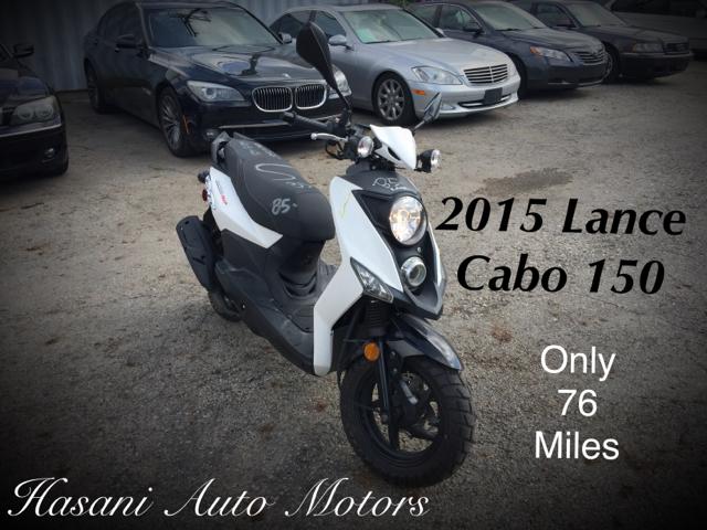 2015 Lance Cabo 150 150 - Columbus OH