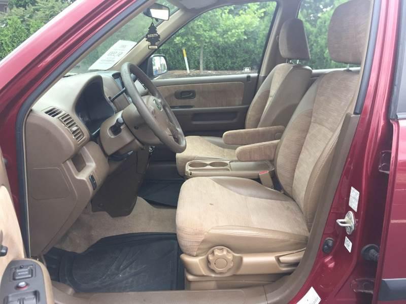 2002 Honda CR-V LX AWD 4dr SUV - Columbus OH