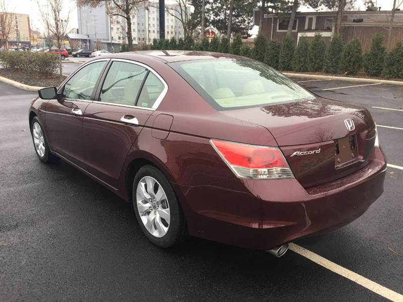 2008 Honda Accord EX-L V6 4dr Sedan 5A - Columbus OH