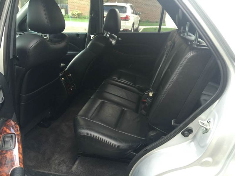 2001 Acura MDX 4WD 4dr SUV - Columbus OH