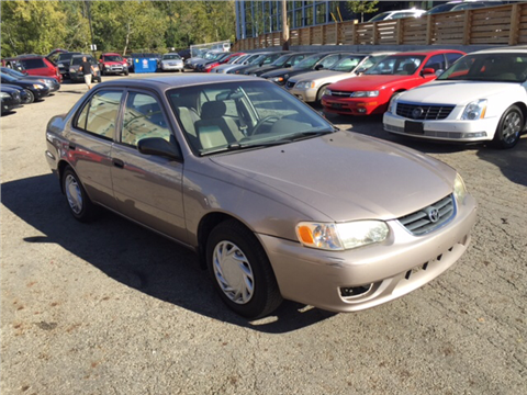 2002 Toyota Corolla for sale in Columbus, OH