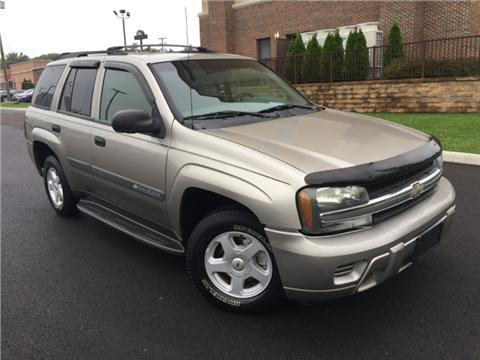 2003 Chevrolet TrailBlazer for sale in Columbus, OH